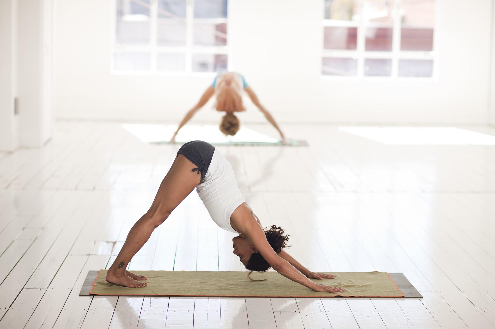 Wednesday Yin Yang Yoga (on Zoom)