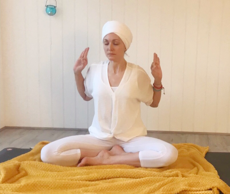 Wednesday Kundalini Yoga (on Zoom)